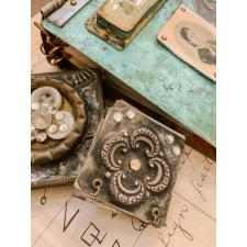 Sweet Pocket Books and Patinas